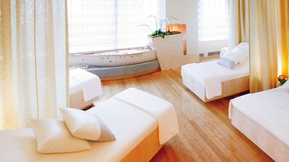 "The ""Fantastic 4"" Best Kept Spa Secrets in New York City"