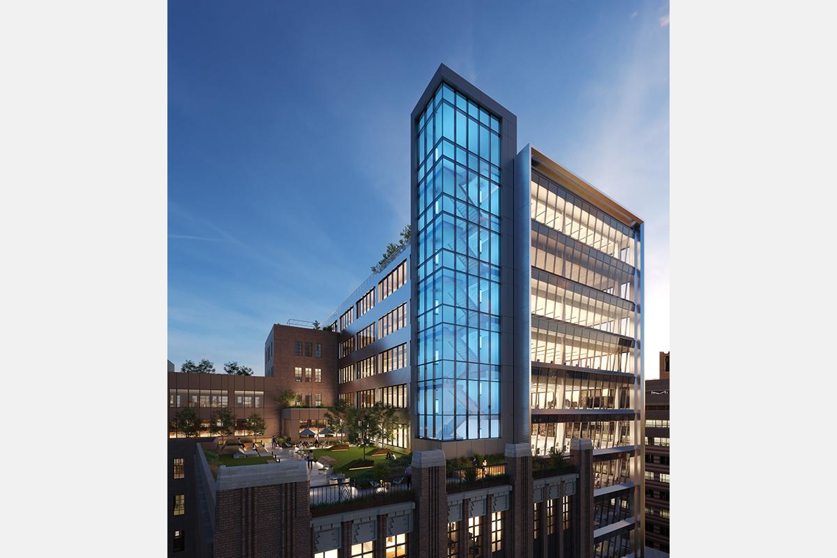 Tishman speyer reveals plans for the wheeler mann report for 10 rockefeller plaza 4th floor new york ny 10020