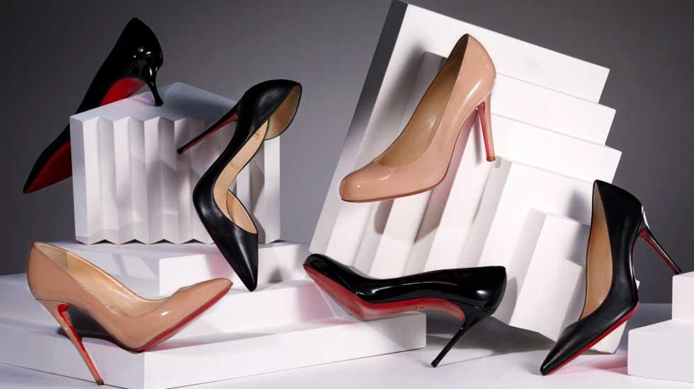 e046d555d09 Louboutin Wins EU Court Battle Over Trademark Red Soles – Fashion ...