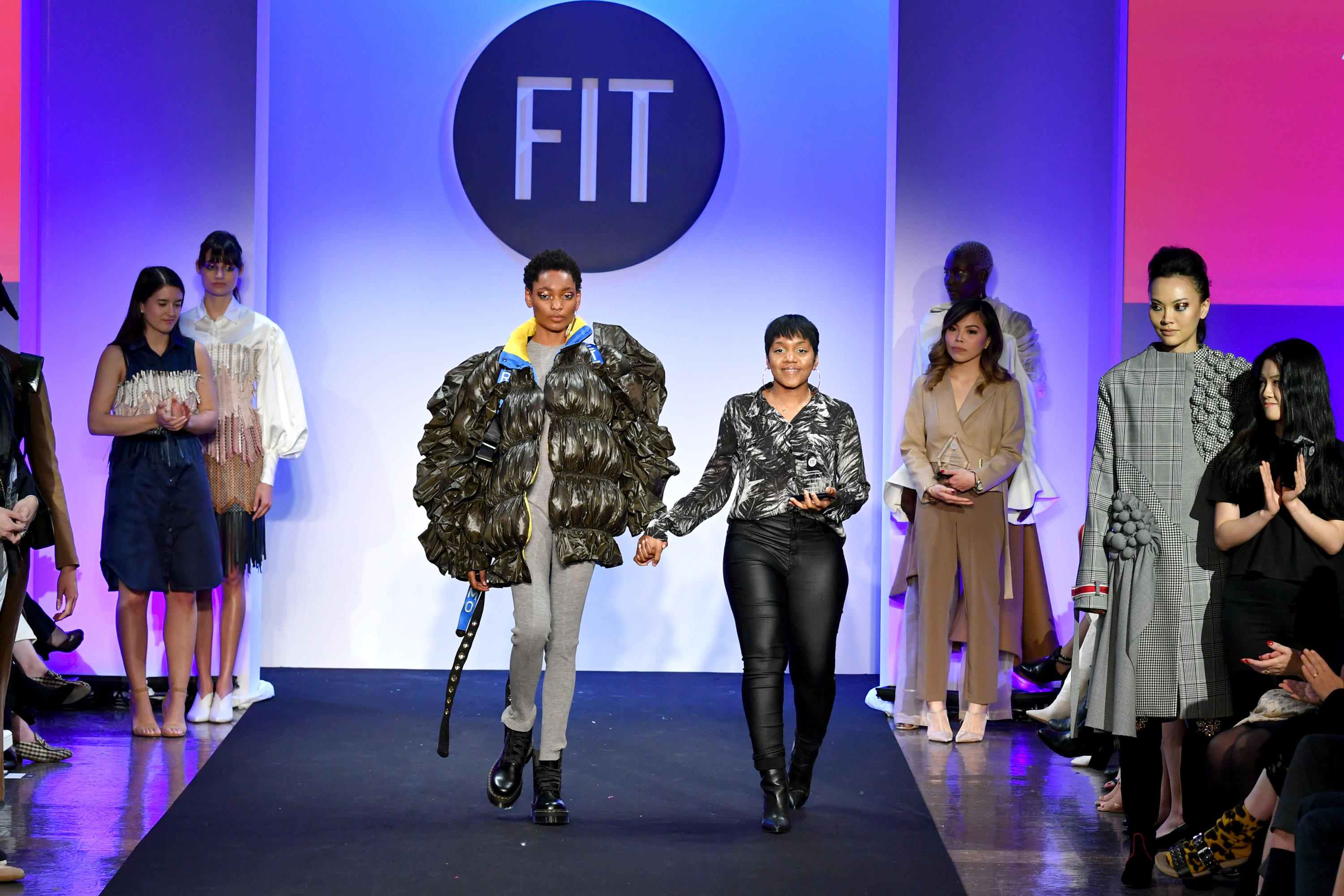2019 Future Of Fashion Runway Show At The Fashion Institute Of Technology Fashion Mannuscript