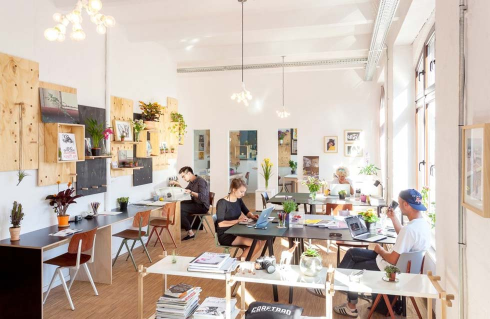 In The Workplace Of 2022, Co Working Will Give Rise To The Most Creative  CRE Opportunities