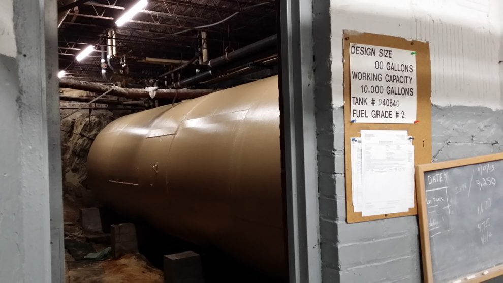 Is Your Fuel Oil Tank In Compliance with NYS DEC Code?
