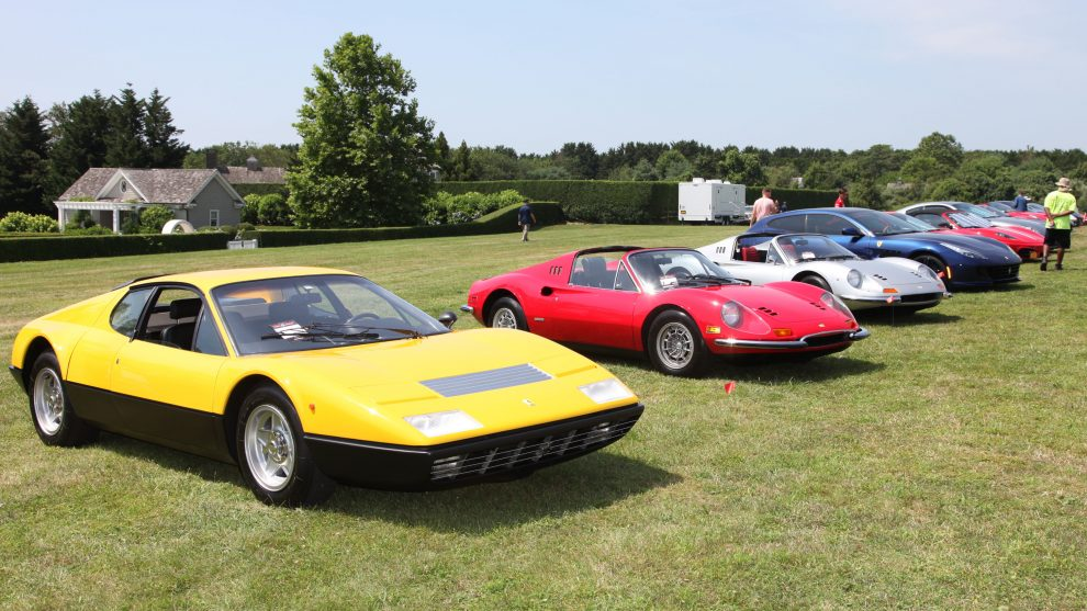 Ferrari Long Island >> Rand Luxury Hosts Annual Ferrari Maserati Of Long Island