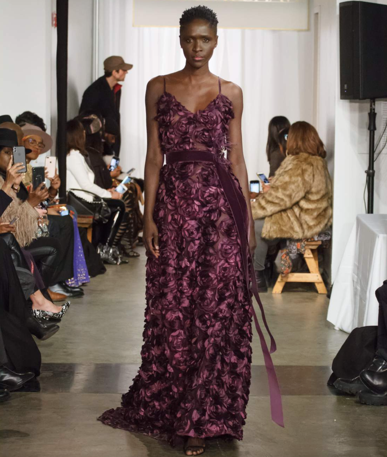 Aisha McShaw Debuts Fall Winter Collection at NYFW – Fashion Mannuscript 99c730ec8accd