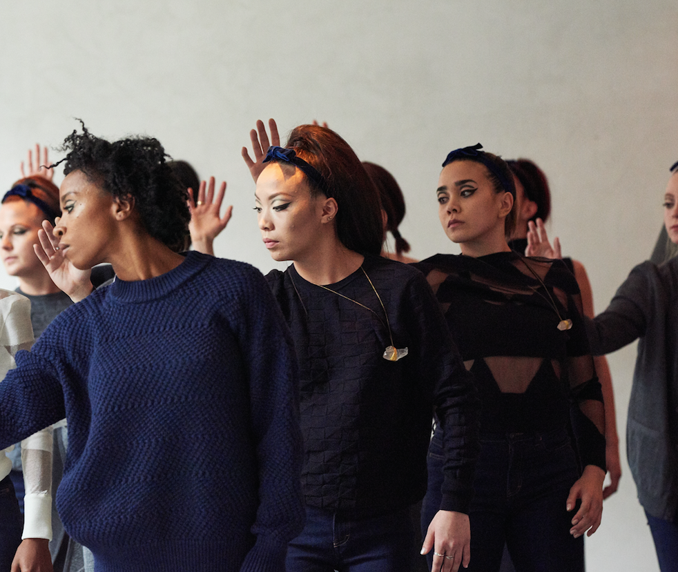 Paola Hernandez Presents Fall Winter 2019 Collection at NYFW ... f83d4d68fe8f2